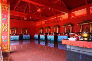 Patung Buddha Tidur Bogor Dicari Wisatawan Vihara Dharma 8 Pho