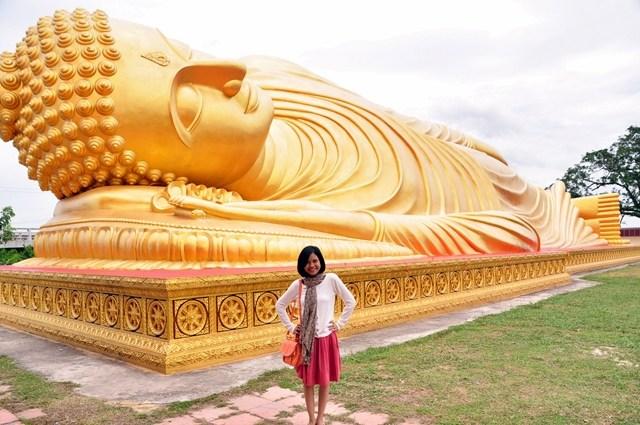 Tempat Liburan Indonesia Mirip Luar Negeri Liburmulu Sleeping Buddha Hatyai