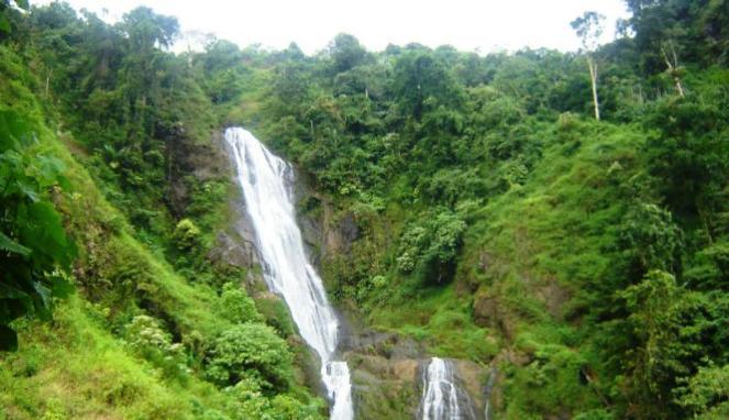 14 Tempat Wisata Air Terjun Bogor Indah Kawasan Terdapat Sebuah