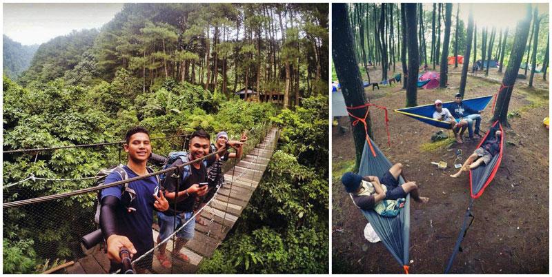 Inilah 20 Tempat Wisata Alam Instagrammable Bogor Tak Photo Imtaovan