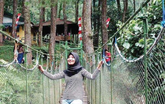 Wisata Jaman Suaka Elang Loji Bogordaily Net Bogor Daily Berada