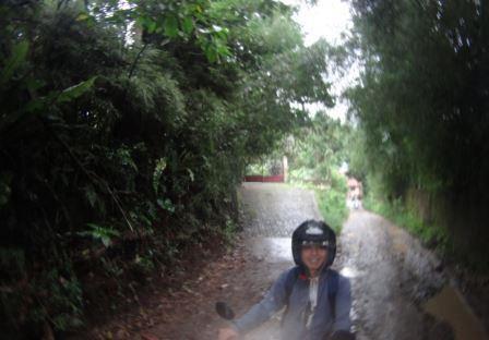 Wisata Suaka Elang Bogor Tempat Camping Kampung Loji Cigombong Pintu