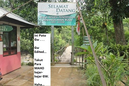 Keindahan Cariu Kota Ujung Timur Bogor Published Cianjur Bandung Artinya