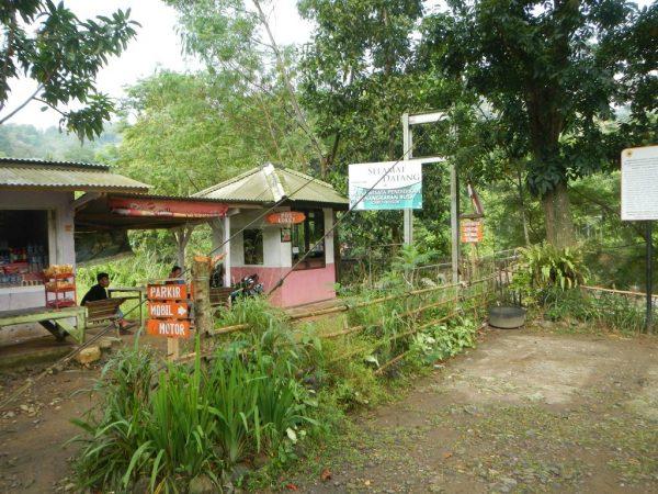 Penangkaran Rusa Cariu Jarambah Blog Jalan Pos Masuk Giri Jaya