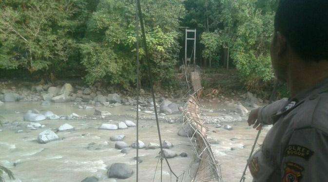 Wisata Penangkaran Rusa Bogor Ditutup Setelah Jembatan Ambruk News Gantung