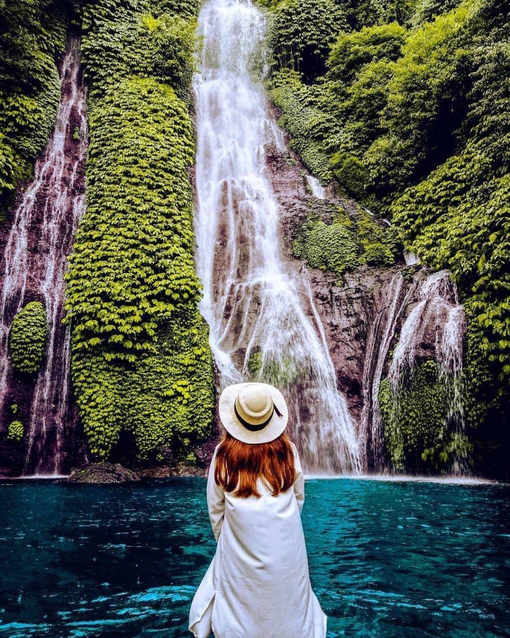 15 Air Terjun Bali Petualangan Seru Tak Terlupakan Banyumala Hutan