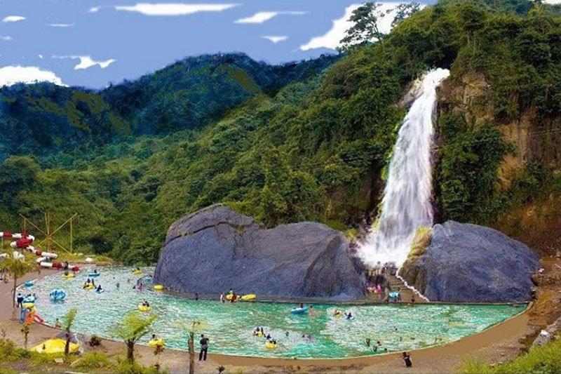 33 Tempat Wisata Bogor Puncak Memikat Terdapat Air Terjun Salah