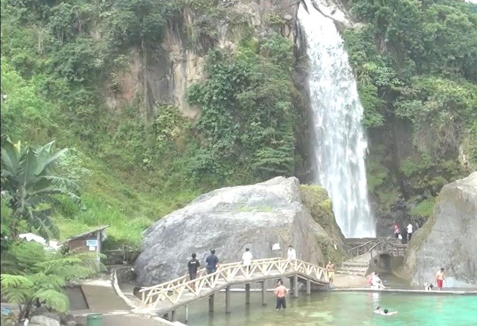 9 Destinasi Wisata Bogor Menarik Portal Seputar Cimanggu Air Terjun