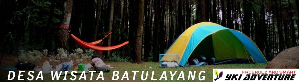 Desa Wisata Batu Layang Camping Ground Outbound Adventure Tempat Petualangan