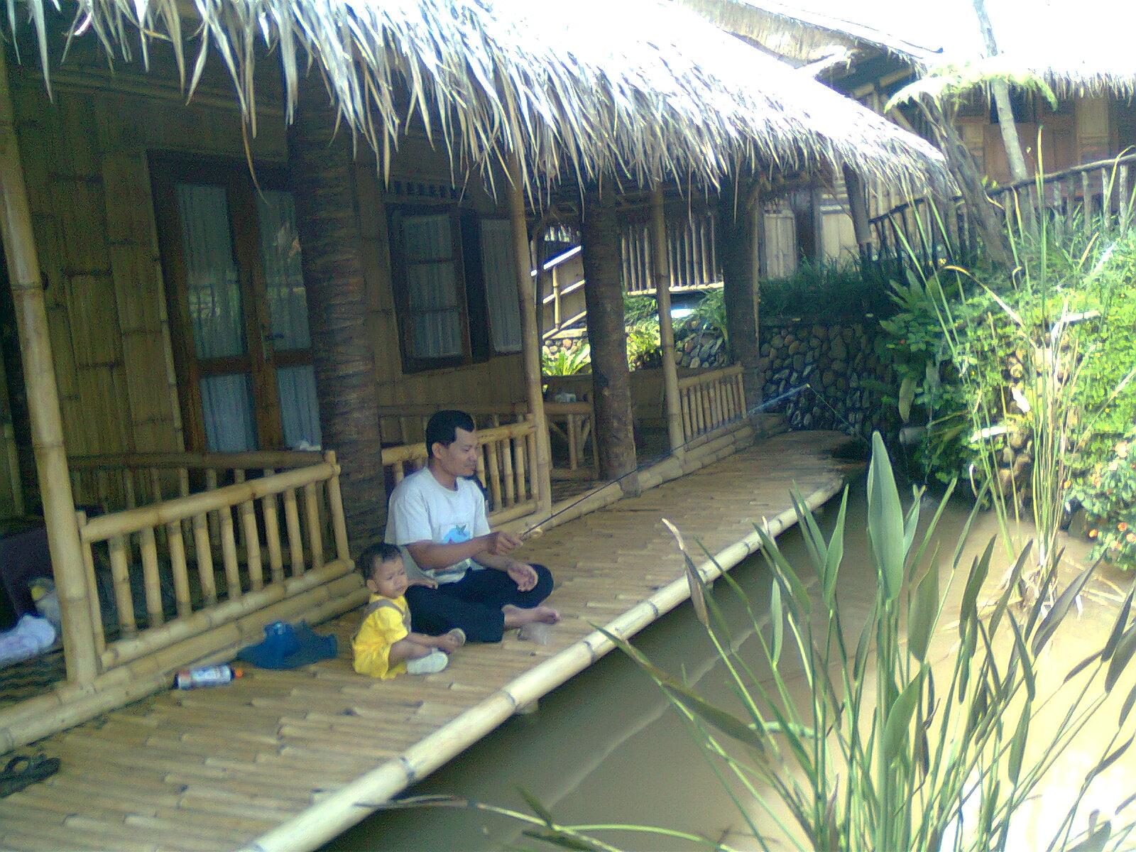 Objek Wisata Bogor Petualangan Hutan Air Kab
