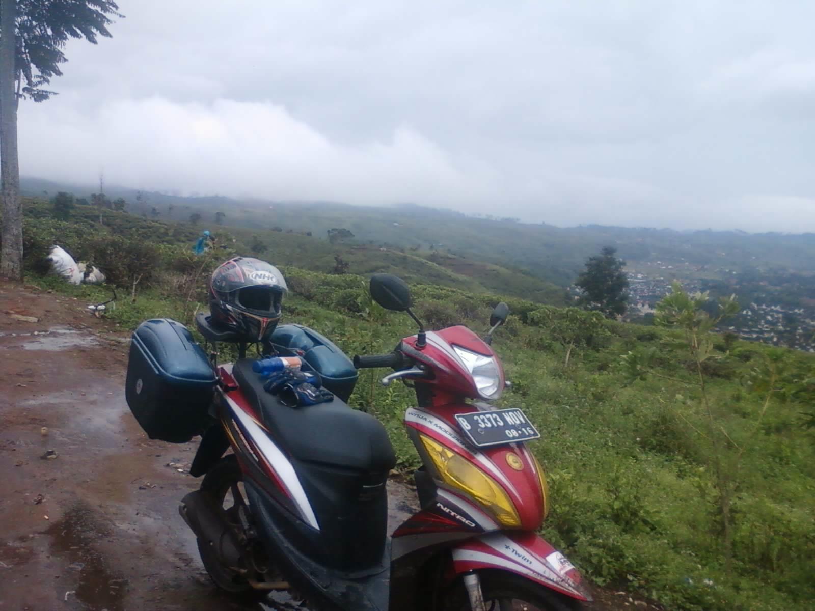Puncak Kedua Bogor Journey Spacy Merah Silver Mercy Potensi Wisata