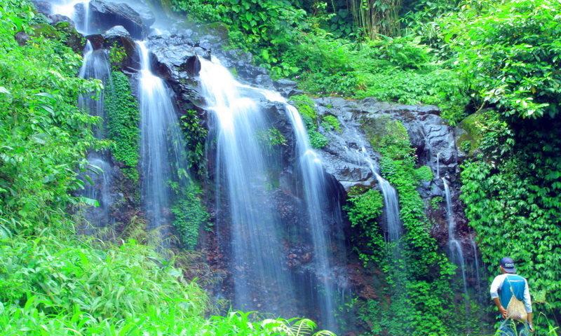 Tempat Wisata Bogor Paket Halimun Air Terjun Curug Sekitaran Gunung