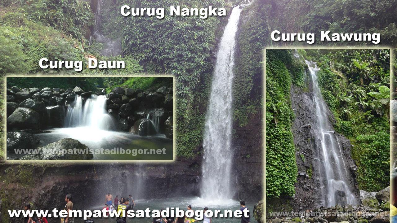 Wisata Alam Indah Murah Curug Nangka Tempat Air Terjun Petualangan