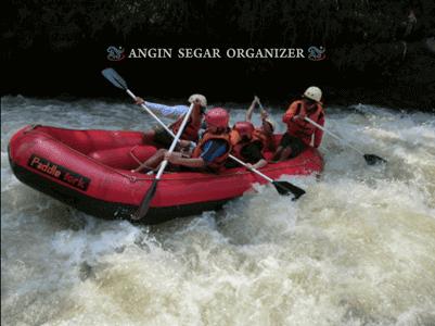 Paket Arung Jeram Sungai Cisadane Bogor Rafting Tempat Kab