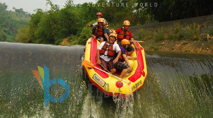 Rafting Ciberang Sungai Cisadane Kab Bogor