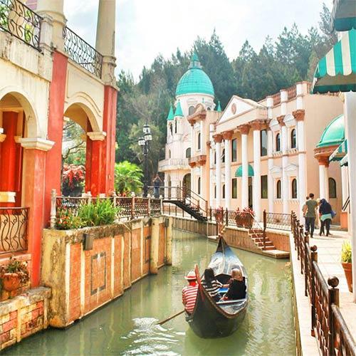 35 Tempat Wisata Bogor Terbaru Bagus Hits Aneka Venice Kota