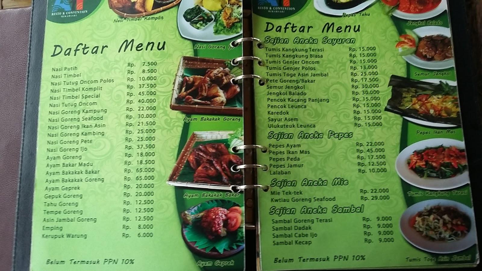 Chit Chat Citra Makan Saung Rumah Air Resto Mekarsari Bogor