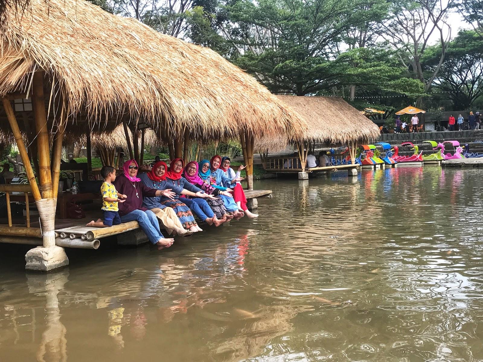 Meciko66 Tersesat Rindu Alam Salakanagara Bogor Penuh Setelah Plesiran De