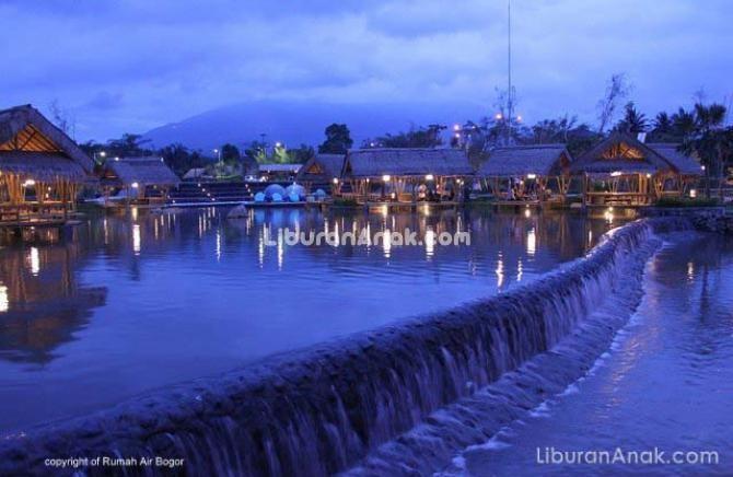Rumah Air Kota Bogor Nirwana Residence Kab