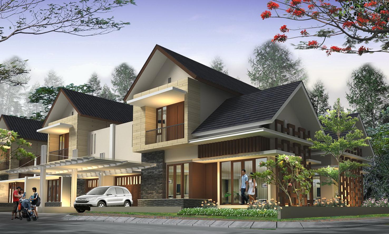 Rumah Dijual Bnr Bogor Nirwana Residence Air Kab