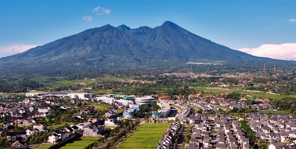 Rumah Dijual Bogor Nirwana Residence Bnr Jungle Air Kab