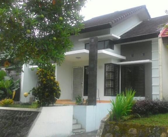 Rumah Dijual Bukit Nirwana Bogor Residence Air Kab