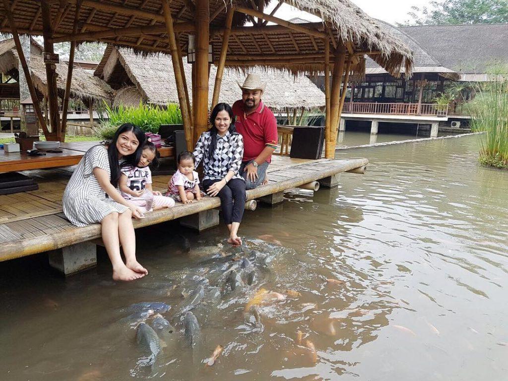 Tempat Liburan Bogor Kencan Akhir Pekan Traveling Yuk Rumah Air