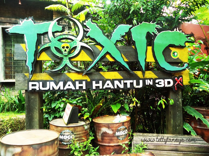 Naik Motor Taman Safari Indonesia Tettytanoyo Indonesian Kab Bogor