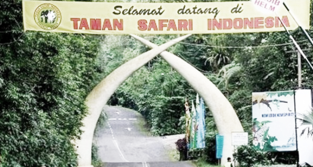 Objek Wisata Taman Safari Indonesia Cisarua Bogor Kab