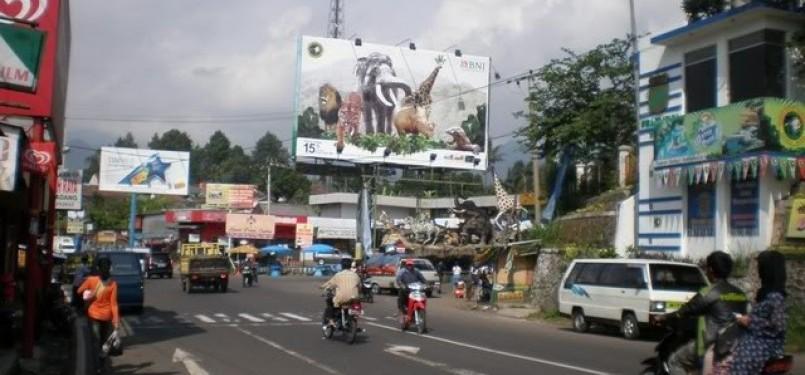 Taman Safari Cisarua Bogor Tambahan Gajah Republika Online Gerbang Objek