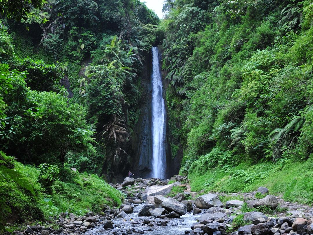 Keindahan Curug Cibogo Cianjur Jawa Barat Kabupaten Propinsi Berada Kawasan