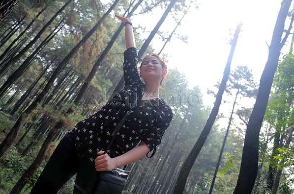 Destinasi Taman Wisata Alam Gunung Pancar Bogor Arwini Obyek Wiata