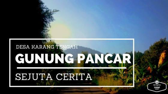 Gunung Pancar Bogor Wisata Terindah Ketokpintu Sebuah Terletak Desa Karang