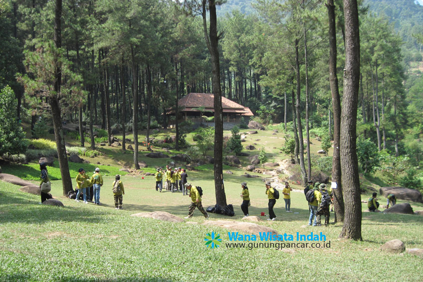 Gunung Pancar Camp Area Sentul Camping Ground Bukit Batu Hijau