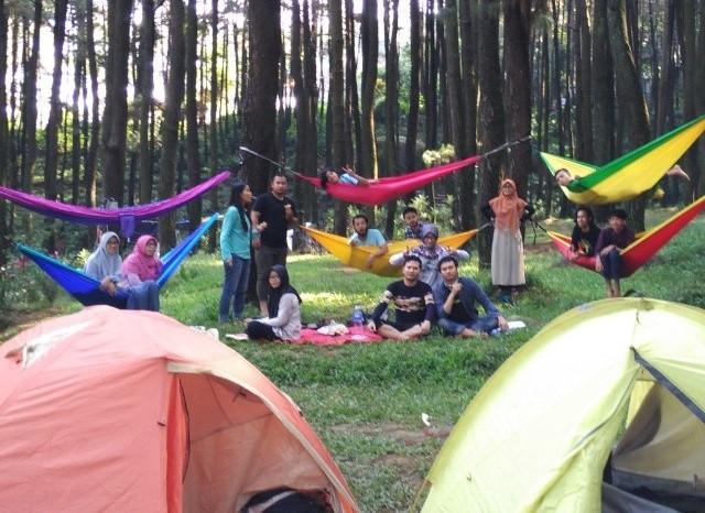 Gunung Pancar Wisata Alam Hemat Energi Sentul Bogor Yuk Piknik
