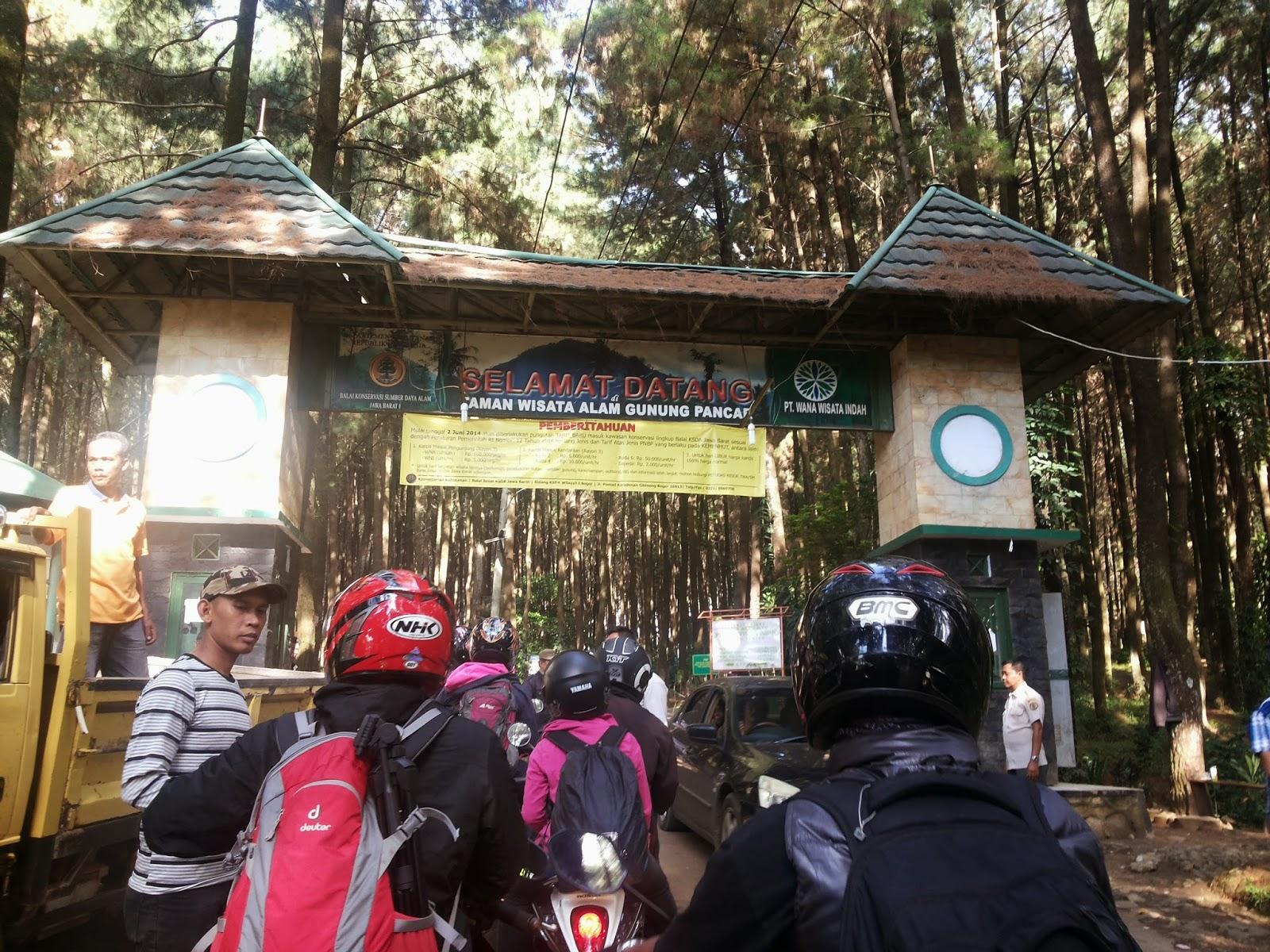 Lovely Kio Wisata Alam Gunung Pancar Gn Letaknya Kecamatan Citeureup