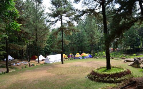 Pesona Wisata Gunung Pancar Bogor Alam Ngehits Kab