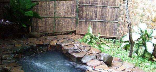 Taman Wisata Alam Gunung Pancar Bogor Cagar Menjadi Objek Kolam