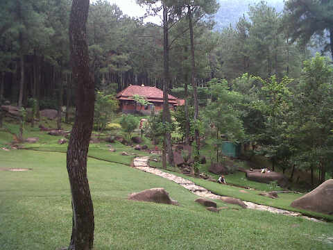 Taman Wisata Gunung Pancar Bogor Kab