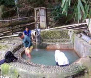 Website Resmi Kabupaten Bogor Air Panas Gunung Pancar Sumber Salah