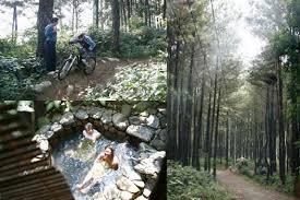 Wisata Alam Gunung Pancar Bogor Update Nkri Objek Salah Satu
