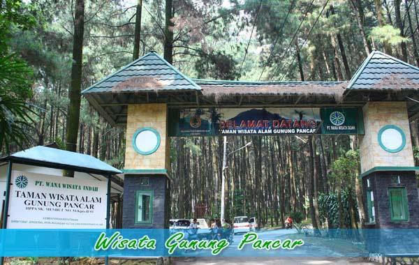 Wisata Gunung Pancar Bogor Semakin Hits Terkenal Kab