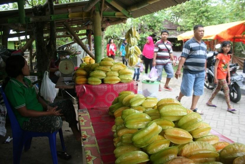 Kebun Belimbing Bojonegoro Ditargetkan Masuk Daftar Objek Wisata Sejumlah Pengunjung