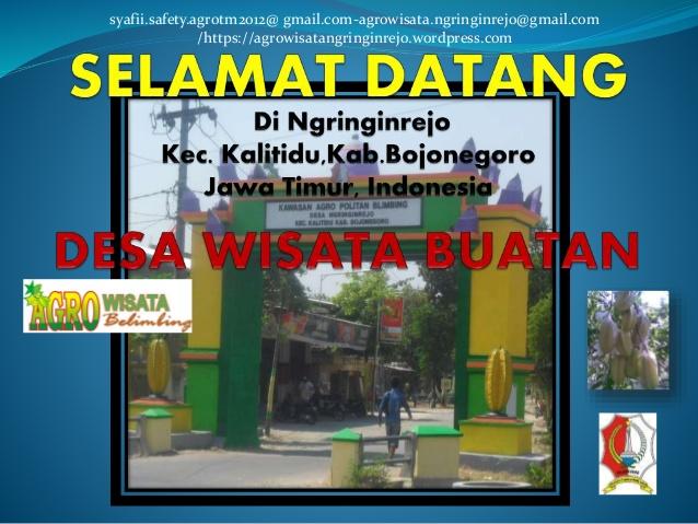 Profil Agrowisata Belimbing Ngringinrejo Syafii Safety Agrotm2012 Gmail Kebun Kab