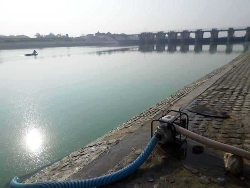 Ketinggian Air Bendung Gerak Bojonegoro Berkurang Kanal Info Publik Terkini