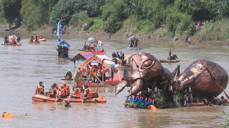 Pemerintah Kabupaten Bojonegoro Bojonegorokab Id Festival Bengawan Digelar Minggu 20