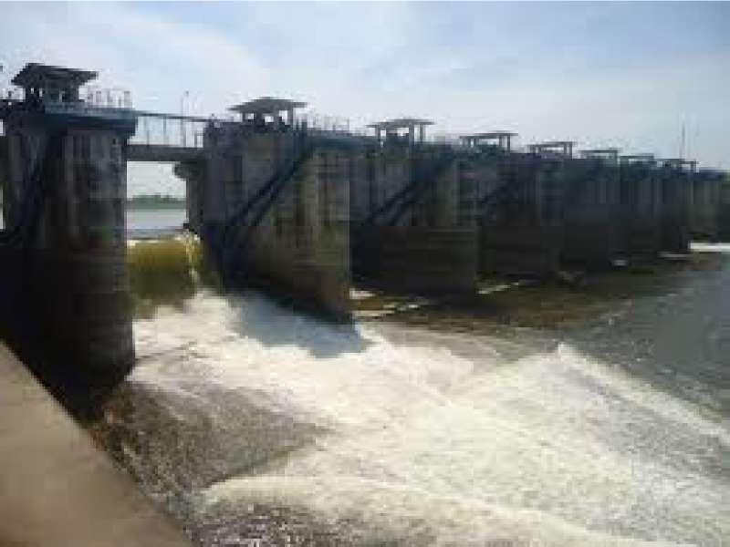 Satu Pintu Air Bendung Gerak Rusak Akibat Banjir Berita Bojonegoro