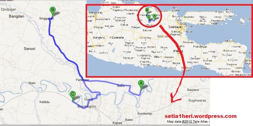 Short Trip Sendang Krawak Tuban Bendungan Gerak Bojonegoro Destinasi Kab