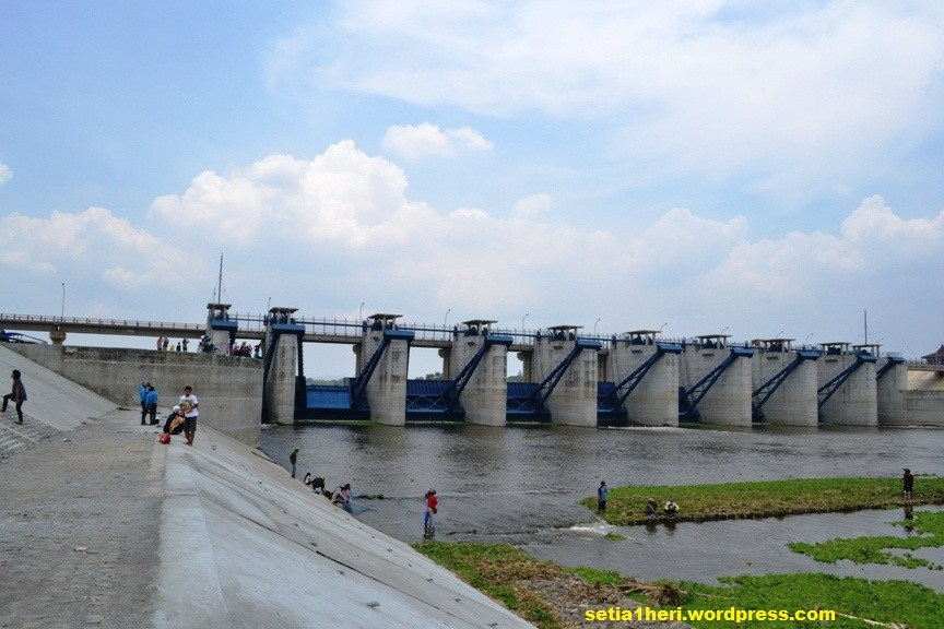 Short Trip Sendang Krawak Tuban Bendungan Gerak Bojonegoro Setelah Kab