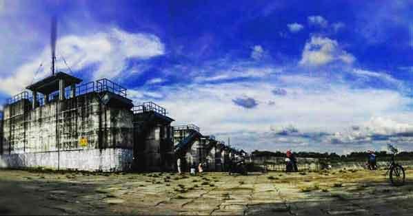 Tempat Wisata Bojonegoro Terbaru 2018 Menarik Bjek Bendungan Gerak Kab